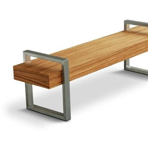 return bench gus modern return bench in walnut 187 the design walker