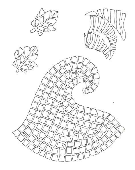 Disegni Per Mosaico by Disegni Per Mosaici Creativit 224