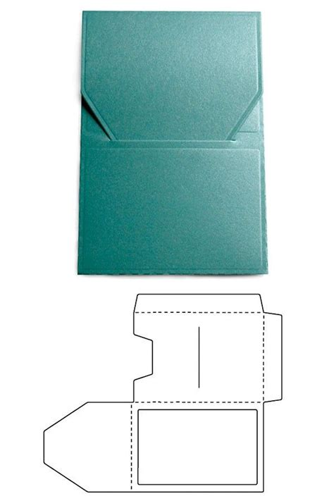 Cardboard Business Card Holder Template 1000 ideas about envelope templates on paper