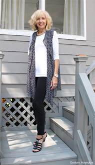 fashion for 50 fashion over 50 long tunic from covered perfectly