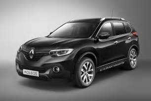 Renault S Renault S Koleos Replacing 7 Seat Suv Will Be Mainly For Asia