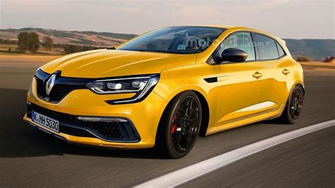 renault megane sport 2016 2018 renault megane rs to have 300 hp awd