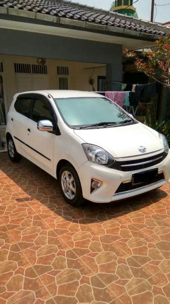 Kulit Rb agya 2015 g matic white km 14 rb tv jok kulit sensor