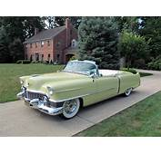 1954 Cadillac Series 62  Information And Photos MOMENTcar