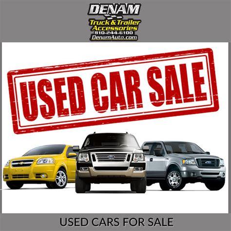 used car sale denam trailer sales truck accessories used cars