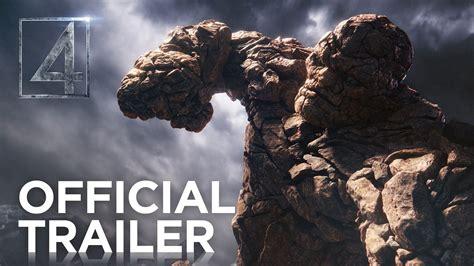 Fantastic Four Preview by Quot Fantastic Four Quot Reboot Trailer Electric 94 9