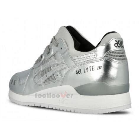 Asics Gel Lyte Iii Limited shoes asics gel lyte iii hl504 9393 silver fashion