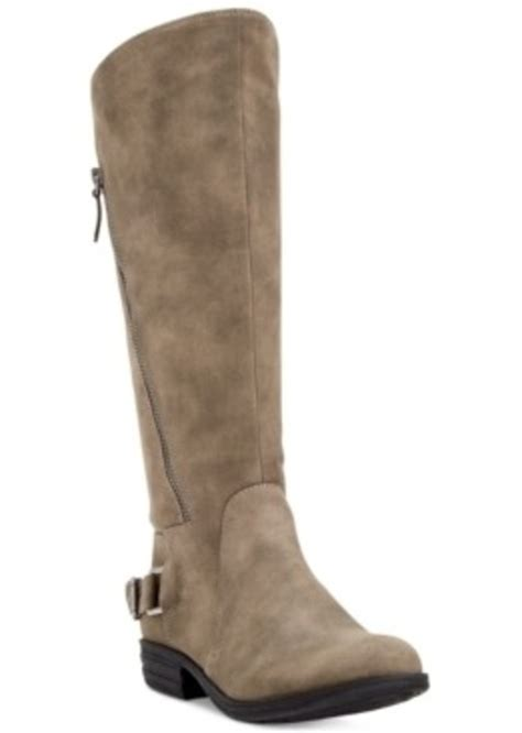 macy s boots womens american rag american rag asher wide calf boots only at
