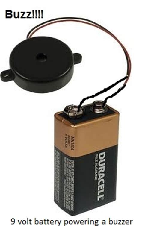 how to build a buzzer circuit