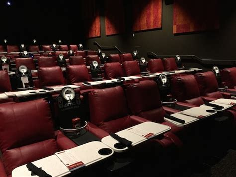 Blockers Theater Amc Recliners Chicago Photo Of Amc Assembly Row 12 Somerville Ma United States Reclining Seats