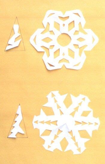 How Do You Make Paper Snowflakes Easy - pin by maegane on christmassy things