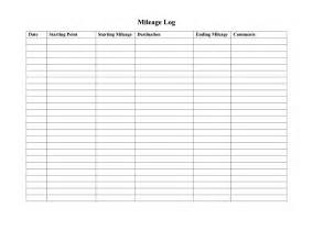 best photos of irs mileage log irs mileage log form
