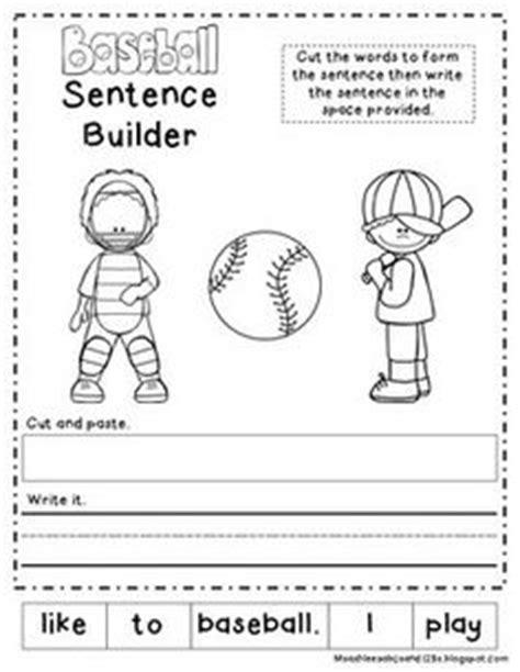 Free Printable Math Baseball Worksheets | baseball math literacy worksheets