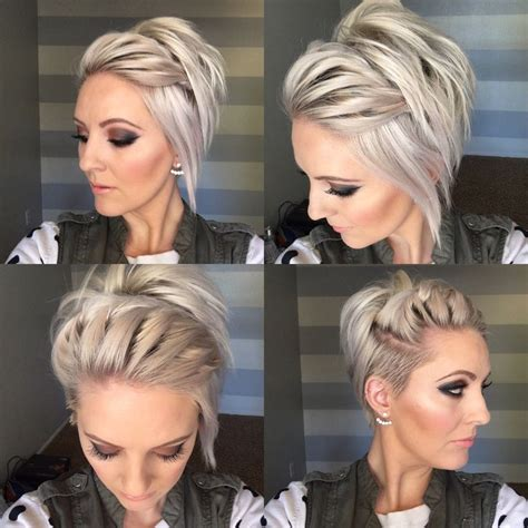 easy hairstyles for thin hair youtube best 25 easy short hairstyles ideas on pinterest