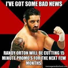 Bad News Barrett Meme - 1000 images about wresling memes on pinterest wrestling