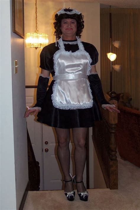 french maid uniform regular style  lovely dress