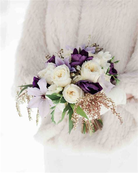 Wedding Pictures Of Flowers by 12 Stunning Bouquets For A Winter Wedding Eventful