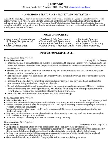 expert global oil gas resume writer