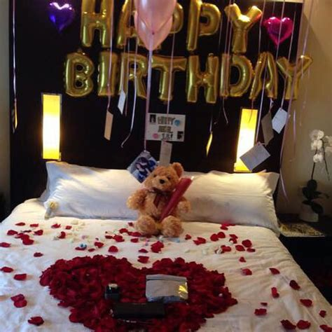bedroom messages birthday goals from bae what i want