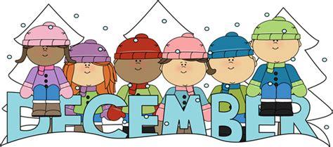 google images december month of december winter kids clip art month of december