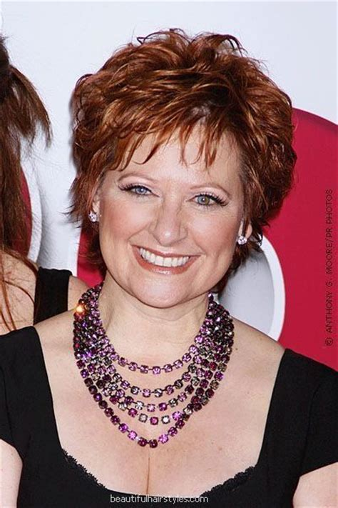 older women with red hair short hairstyles for fine hair pretty short red hair