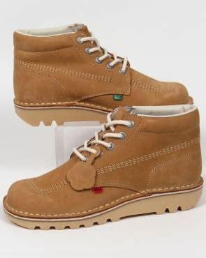 Kickers Casual Low Kick Suede clarks originals wallabee suede shoes fudge moccasin gum shoe