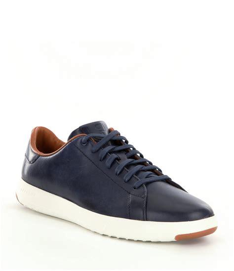 cole haan mens sneakers cole haan s grandpro tennis shoes dillards