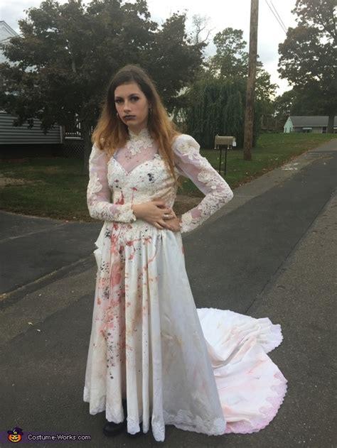 vampire bride costume