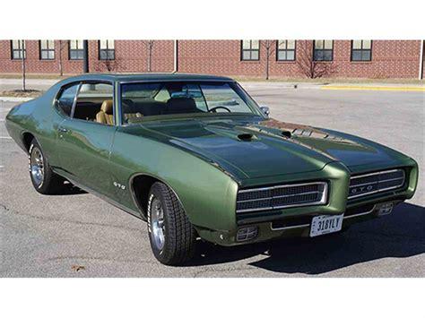 1969 pontiac gto for sale classiccars com cc 970645 1969 pontiac gto for sale classiccars com cc 968453