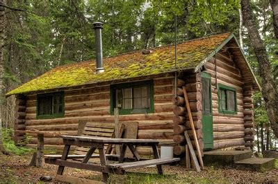 Where Can I Build A Log Cabin by Build A Simple Log Cabin Diy Earth News