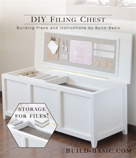 Uses For Dresser Drawers by Build A Diy Filing Chest Build Basic