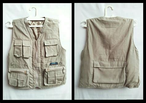 Topi Ripstop Outdoor Lokal rompi vest army adhistore