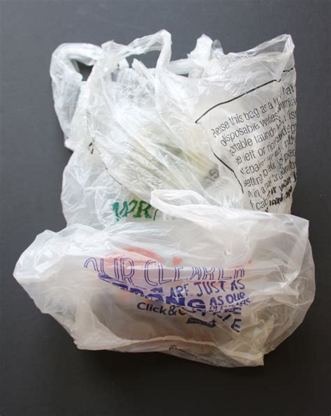 Mba Bag To Use by Environmental Charge On Plastic Shopping Bags In