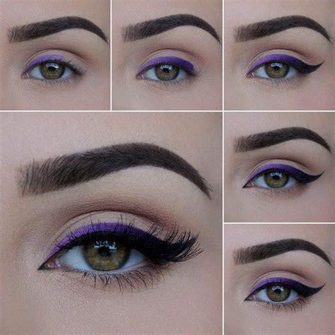 16 Wearing Eyeliner by Best 25 Purple Eyeliner Ideas On Bold Eye
