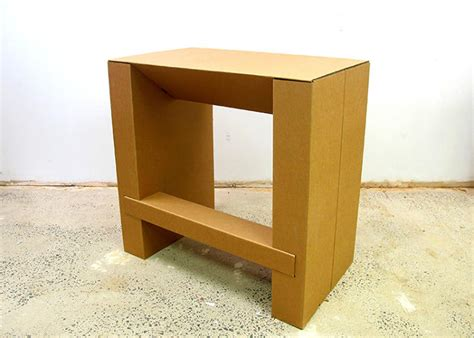 cheap standing desk this cheap strong cardboard standing desk will let you