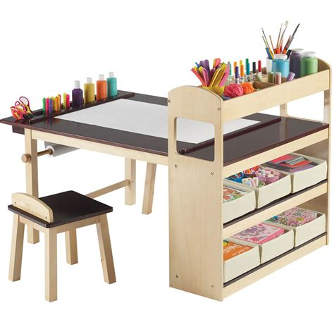 activity desk for kids activity with storage in kids desks