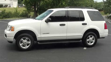 ford explorer 2005 for sale 2005 ford explorer xlt 3rd row seating stk