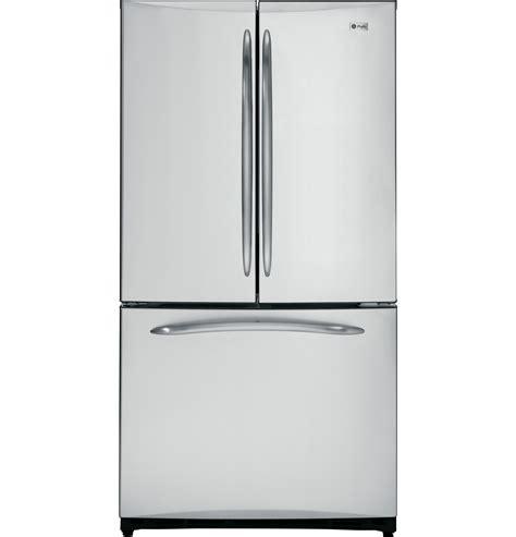 ge door refrigerator not cooling ge profile series 20 7 cu ft counter depth door