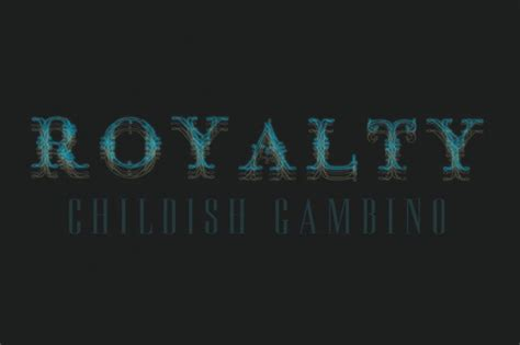 childish gambino zombies download childish gambino royalty mixtape download mp3