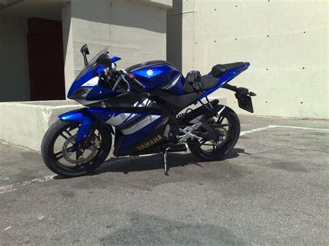 125 Kubik Motorrad Geschwindigkeit by Yamaha Yzf R 125 Wikipedia