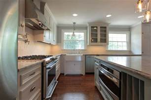 kitchen renovation costs casual cottage