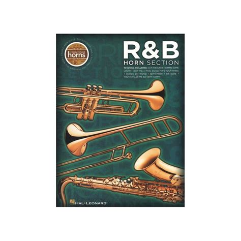 horn section r b horn section r b trumpet r b sax