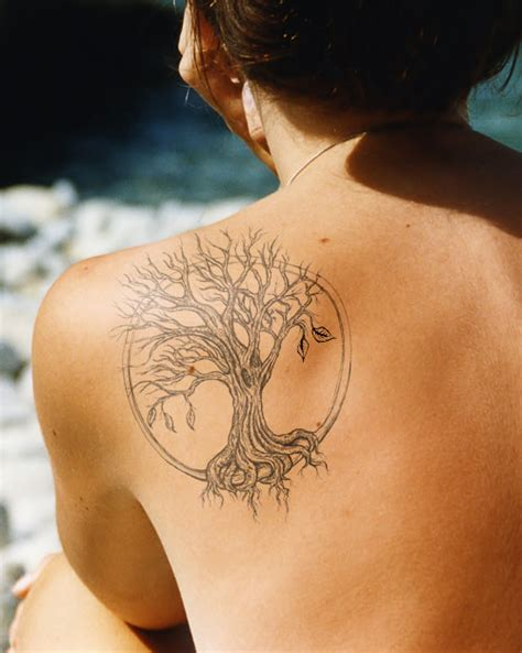 tattoo images tree of life tree of life tattoo carry a lot of mysticism for ages