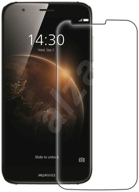 Myuser Tempered Glass Huawei G8 Clear connect it glass shield for huawei g8 tempered glass