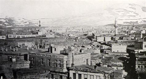 ottoman armenia maps vilayet of erzurum houshamadyan a project to