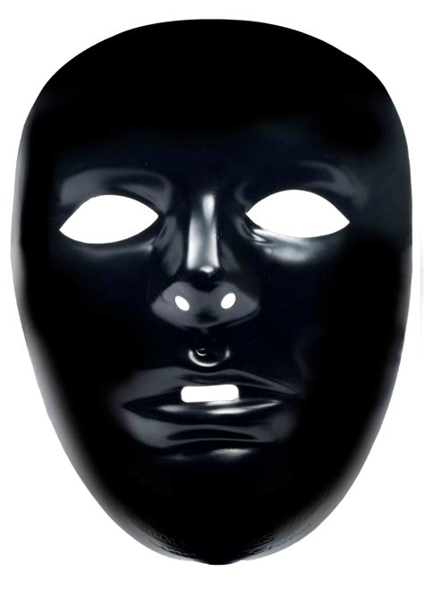 Masker Black Mask diy black mask for adults