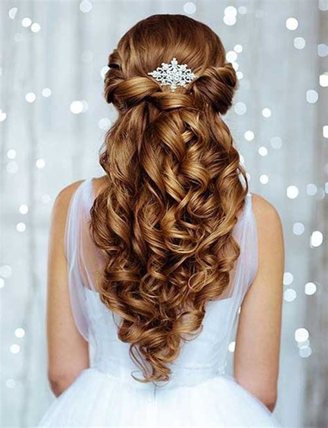 Wedding Hairstyles For Hair On by 25 Wedding Hair Styles For Hair Hairstyles