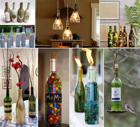 bottle crafts for 26 creative wine bottle crafts for you to try