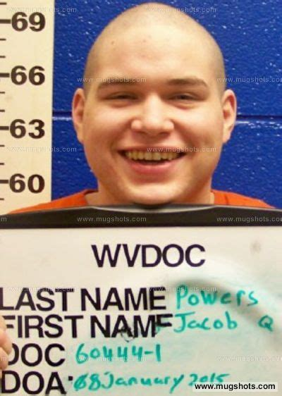 Upshur County Wv Arrest Records Jacob Q Powers Mugshot Jacob Q Powers Arrest Upshur County Wv