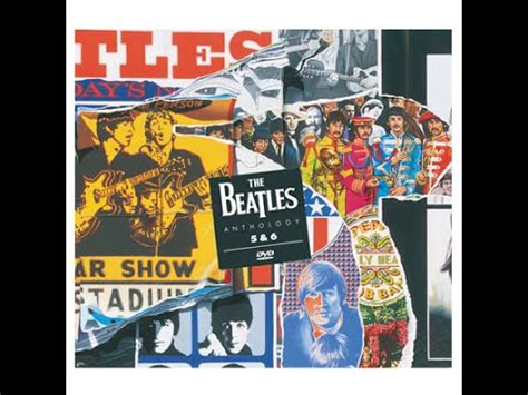 The Beatles 5 the beatles anthology 3 5 6 1996